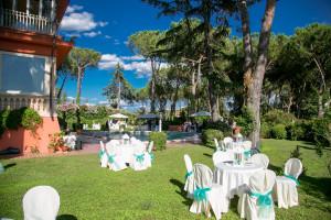 i giardini della piscina, Villa Majestic