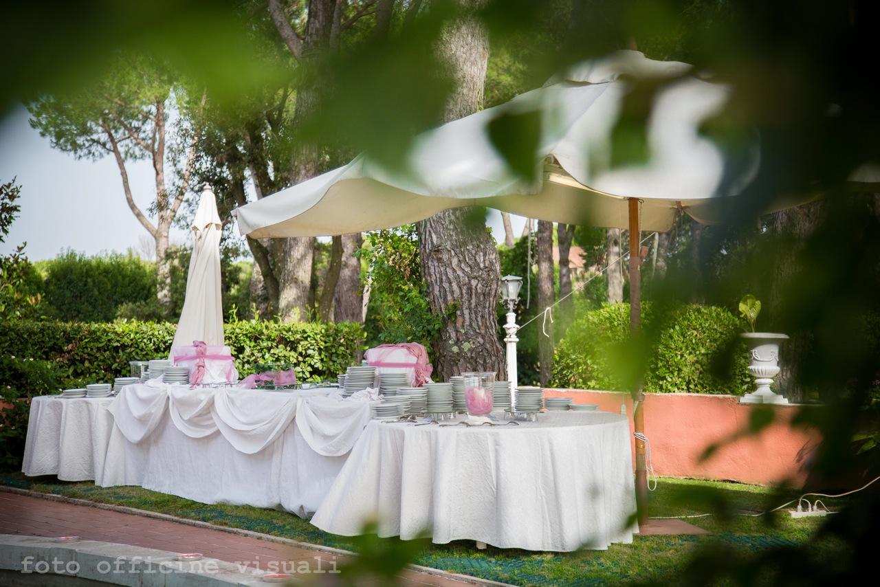 Matrimonio rosa antico a Villa Majestic