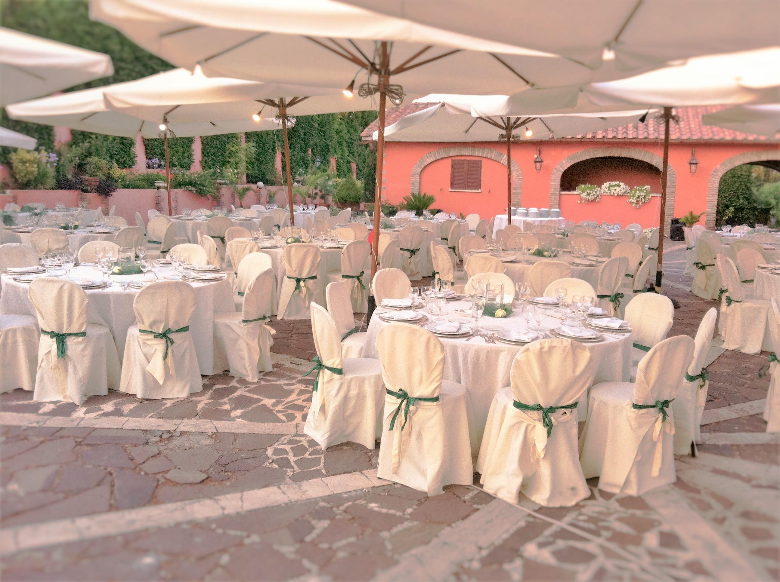 Villa dafne majestic villa per matrimoni a roma